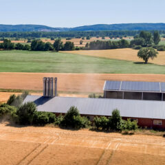 Infrastructure Agricole